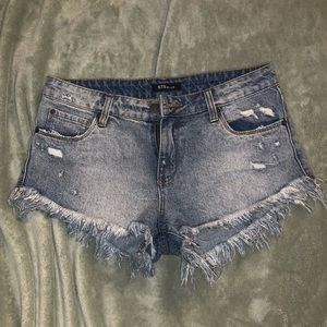 STS Blue Denim Shorts size 27